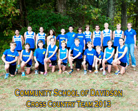 CSD Cross Country 2013